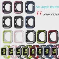 ป้องกันกันชนสำหรับ Apple Watch SE Series 6กรณี44มม.40มม.ทนทานทนทานสำหรับ Applewatch 5 4 3 2 1 IWatch 42Mm 38Mm