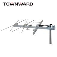 【TOWNWARD 大城科技】數位天線 電視天線 DA-2910 戶外超強型 無線電視 UHF VHF 免費電視