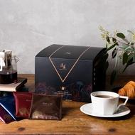 【湛盧咖啡】經典獨家.綜合風味 手沖精品濾掛式咖啡 (40入/盒)