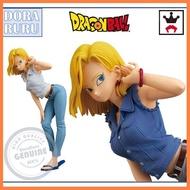 🔥สินค้าขายดี🔥 Banpresto Figure - One Piece Glitter and Glamours Android 18 โมเดล ฟิกเกอร์ ดราก้อนบอล หมายเลข 18 แมวทอง ##โมเดลรถ ของเล่น ของสะสม รถ หุ่นยนต์ ตุ๊กตา ของขวัญ เด็ก โมเดลนักฟุตบอล อุปกรณ์เสริม ฟิกเกอร์ Toy Figure Model