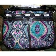 Brosports側背包 附小袋子 MS.SHIANG