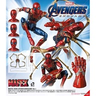 TOYSWAVE 預購2020年9月 Mafex No.121 復仇者聯盟 終局之戰 鋼鐵蜘蛛人 02/25