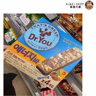 【新鮮現貨】EJ♥韓國代購♥Dr. You 低卡巧克力能量棒 4入