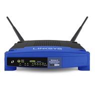 Linksys 11G 54Mbps Wireless Broadband Router Linux & Ddwrt Wrt54Gl-As