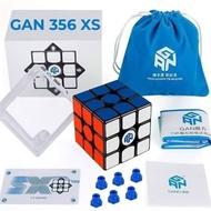 (Puzzle) Gan 356 Xs / Gan356 X S Flagship Magnetic Cube 3x3 Blackbased