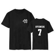 DX240 BTOB HYUNSIK Album Shirts Tshirt Tees Tops T-shirt