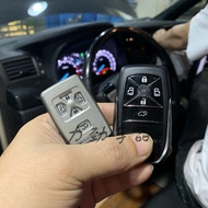 MY4 Car Accessories TOYOTA REMOTE VELLFIRE ALPHARD ESTIMA CAMRY HARRIER WISH UPGRADE REMOTE COVER ACR50 ANH20 AGH30 ACR50