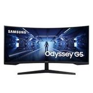 Samsung 三星 Odyssey G5 C34G55TWWC 34型 1000R WQHD 曲面電競螢幕