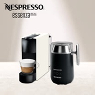 Nespresso Essenza Mini 純潔白 Barista咖啡大師調理機 組合