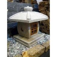 純粹石材-天下茶屋  日式庭園造景石燈