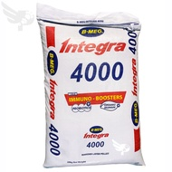 B-MEG Integra 4000 - 25KG - Feeds For Chicken, Poultry - 25 kg - With Immuno-Boosters - San Miguel Foods - BMEG - 25 kilos - petpoultryph