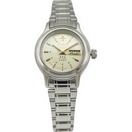 2021Hot Orient FNQ18004J9 Women's 3 Star Stainless Steel Automatic Watch