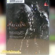 ☺國產PVC手辦 SQEX PLAY ARTS改 PA 黑暗阿卡姆騎士 蝙蝠俠 Batman