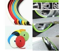 【車王小舖】福特 FORD Fiesta Fcous  輪框裝飾條、輪圈保護條、輪胎防撞條、鋁框保護飾條、鋁圈飾條