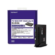 Uptech TV BOX PIP 1920Lite III類比電視盒
