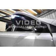 巨城汽車精品 豐田 toyota 2013-16 RAV4 後視鏡 LED 感應式照明 輔助 燈 照地燈 倒車輔助