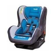 NANIA 納尼亞0-4歲安全汽座(素藍色)FB00385附輔助墊