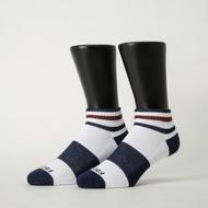 Footer除臭襪-哲學家運動輕壓力襪-六雙入(白*6)