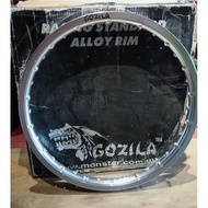 alloy rims GOZILA 160/18