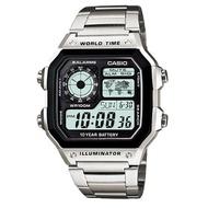 【CASIO 卡西歐】多元STANDARD電子錶系列(AE-1200WHD-1A)