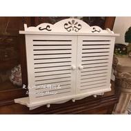 更美歐洲傢飾精品 Amazing House歐式遮電箱 電表箱 遮擋配電箱 裝飾牆面 居家開店 佈置 免組裝(小)