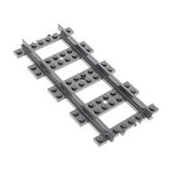 樂高王子 LEGO 4279714 樂高 直軌 RC火車 深灰色 軌道 適用 60051 60052