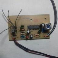 Mono FM Tuner Kit