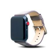 Alto Apple Watch 皮革錶帶 42/44mm-礫石灰