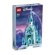 LEGO 43197 迪士尼公主系列 冰雪城堡【必買站】樂高盒組
