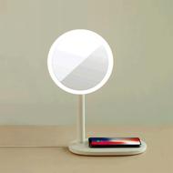 emoi - 3合1快速無線充電 LED化妝鏡枱燈-白色(原廠行貨)