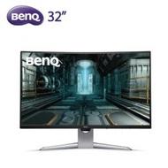 BENQ  EX3203R 32吋 2K HDR曲面類瞳孔顯示器(2560X1440/VA/Type-C/HDMI/DP/三年保固)