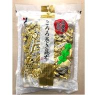 日本 山榮食品 北海道 昆布糖 230g 昆布卷