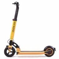 Inokim light electric scooter 10.4ah (Orange), display set, 99% new
