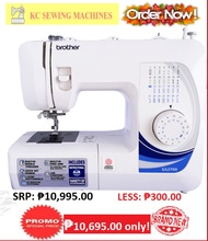 GS2700 Brother Sewing Machines