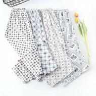 adult sleepwear cotton Pajama for men's