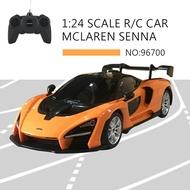 【瑪琍歐玩具】2.4G 1:24 McLaren Senna 遙控車/96700 2021禮物 玩具
