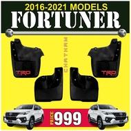 TRD Mudguard for Fortuner 2016 - 2021 ( Toyota 2017 2018 2019 2020 )