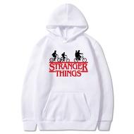 Stranger ThingsStranger ThingsPullover Sports Sweater Men's Hoodie Casual Jacket
