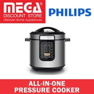 PHILIPS VIVA COLLECTION ALL-IN-ONE PRESSURE COOKER HD2137 / LOCAL WARRANTY