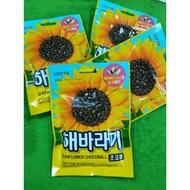 韓國樂天葵花子巧克力大包裝