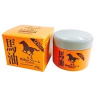 預購日本北海道昭和新山熊牧場馬油90g/罐