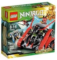 全新未拆 LEGO CORNER NINJAGO 70504 Garmatron 樂高忍者系列 伽瑪當戰車