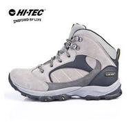 英國HI-TEC海泰客男款反絨皮減震耐磨徒步鞋高幫登山鞋#22-5B007
