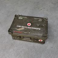 Zarges A5 鋁箱 軍用箱 置物箱 收納箱 ZR021
