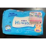 全新現貨 康乃馨 高純水 嬰兒 柔濕巾 濕紙巾 80抽