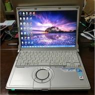 โน๊ตบุ๊คมือสอง Notebook Panasonic Core 2- Core i3 - Core i5  ขนาด12 นิ้ว นำเข้าจากญี่ปุ่น