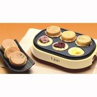 【獅子心】紅豆餅機《LCM-125/LCM125》