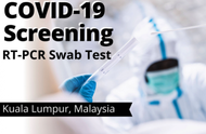 COVID-19 RT-PCR Nasal and Throat Swab Test at Lyfe Clinic   Malaysia