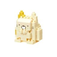 《 Nano Block 迷你積木 》NBCC-071角落生物小貓