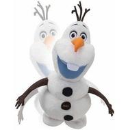 【UNIPRO】冰雪奇緣 FROZEN 跳舞 雪寶 OLAF 奧勒夫 抖抖 震動 絨毛玩偶 娃娃 日貨 禮物